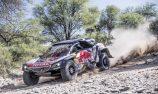 Sainz extends Dakar lead after Peterhansel crash