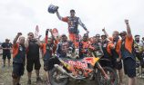VIDEO: Dakar Rally Stage 14 Highlights
