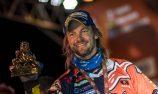 Price: Dakar podium a 'dream come true'