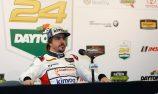 Alonso using Daytona as Le Mans trial run
