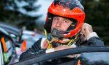 Citroen running third car for Ostberg in Sweden