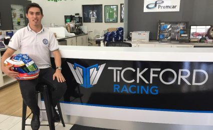 Randle lands Super2 drive with Tickford