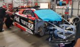 Repaired Holdsworth Audi ready for B12Hr start