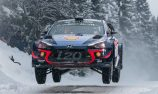 Neuville holds small lead in Hyundai lockout