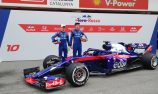 Low key unveiling for Toro Rosso's new car