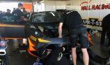 Late Lamborghini switch for Wall Racing