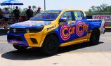 Supercars working on SuperUtes overheating issues
