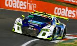 Audi driver suffers broken ribs, pelvis at B12Hr