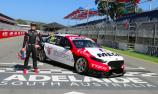 Covers come off Stanaway's Tickford Falcon