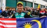 Syahrin to test with Tech3 in Thailand
