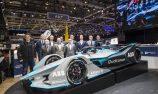 Formula E unveils Gen2 car in Geneva