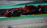 Vettel puts Ferrari fastest in Barcelona testing