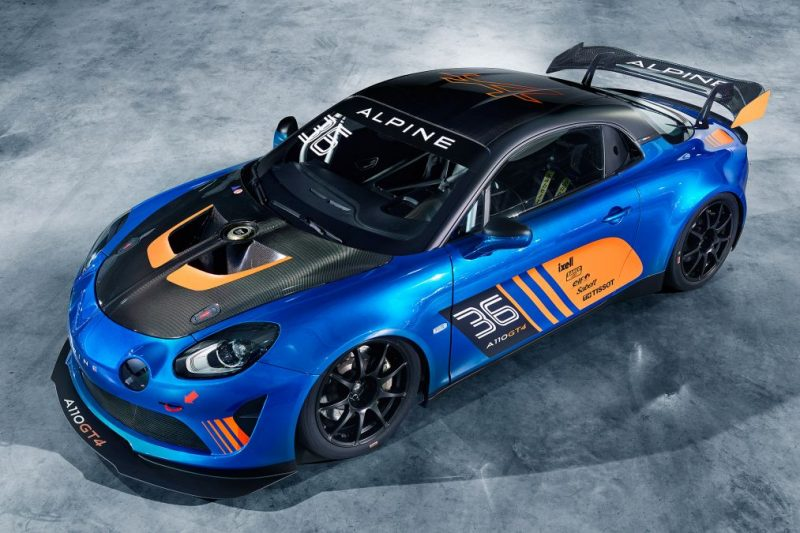 alpine launches a110 gt4 race car speedcafe. Black Bedroom Furniture Sets. Home Design Ideas