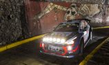 Neuville takes early lead in Mexico WRC round
