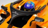 McLaren halo to carry thong branding