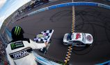 Harvick goes three in a row with Phoenix win