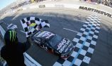 Bowyer breaks drought at Martinsville