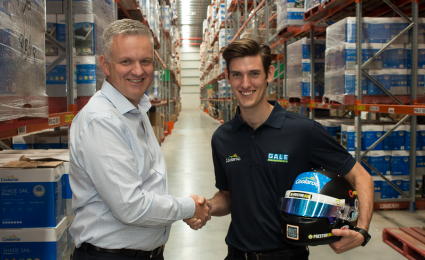 Matt Brabham extends international partnerships