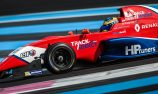 Piastri on pace in Formula Renault test