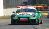 Wood edges Evans in Porsche opener