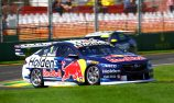 McLaughlin and Whincup share Melbourne 400 pole positions