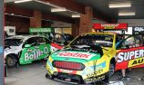 Edwards unfazed by Tickford intra-team battle