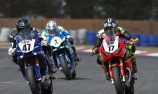 Local wins ASBK round at Wakefield Park