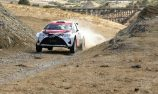 Bates wins Eureka Rally, Taylor hits kangaroo