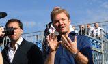 Rosberg to drive Gen2 Formula E car