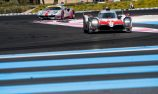 Toyota quickest in WEC Prologue with illegal lap