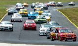 Legends of Bathurst head to The Bend to kick off 2018's Heritage Touring Cars series