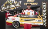 McLaughlin dominates qualifying at the Island