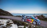Consistent Ogier extends lead on Corsica
