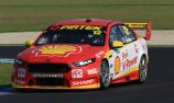 Coulthard excluded from Race 9 qualifying