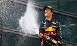 Ricciardo savours 'crazy' Chinese GP victory