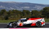 Toyota deliberately tested LMP1 on three wheels