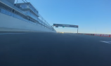 VIDEO: Whincup onboard at The Bend in a GT3