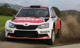 ARC front-runner switches cars for Forest Rally