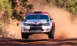 Evans continues dominance in Forest Rally