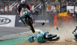 Moto3 launch 'like motocross training'