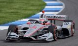 Power on pole at Indy GP as Dixon struggles