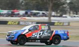 Alexander converts in SuperUtes Race 1