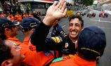 Race winner Ricciardo 'wanted to cry' after early problems