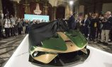 VIDEO: Unveiling the Brabham BT62