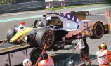 Pietro Fittipaldi hospitalised after nasty Spa crash