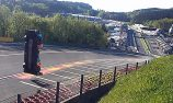 VIDEO: LMP1 car flies at Eau Rouge