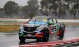 Mazdas lead SuperUtes practice at Winton