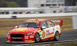 McLaughlin edges Coulthard to Race 13 pole