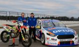 Supercars rookie's father to take on Finke