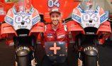 Andrea Dovizioso renews with Ducati